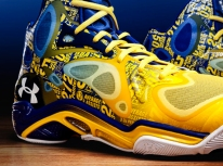 Under Armour - Anatomix Spawn for Stephen Curry