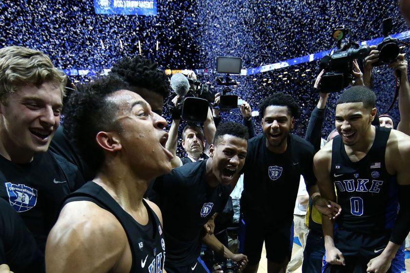 ACC champions Duke